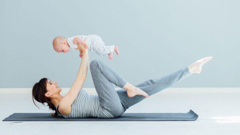 Як повернути свої форми після вагітності і пологів