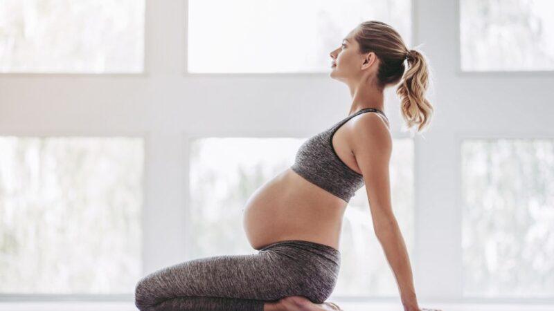 Як повернути форму після пологів: фітнес для вагітних